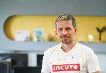 Andrzej Wychowaniec, CEO Incuvo