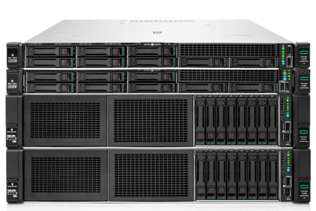 HPE ProLiant servers with 3rd Gen AMY EPYC